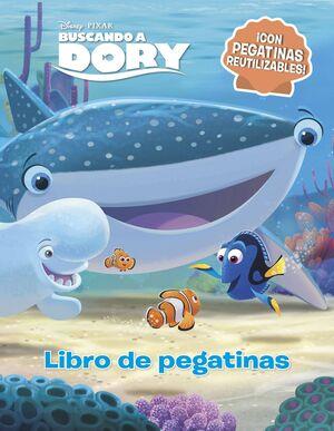 BUSCANDO A DORY. LIBRO DE PEGATINAS