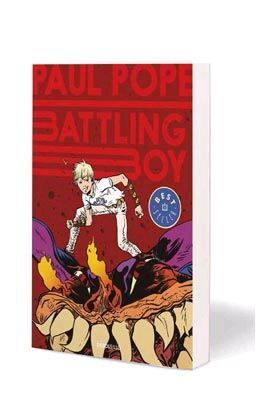 BATTLING BOY #01
