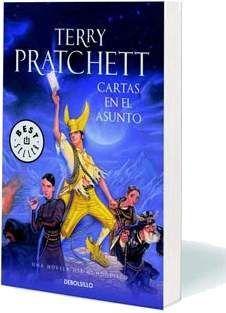 TERRY PRATCHETT: CARTAS EN EL ASUNTO (BOLSILLO - MUNDODISCO 33)