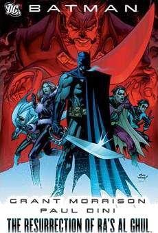 BATMAN: LA RESURRECCIÓN DE RA´S AL GHUL (DEBOLSILLO)