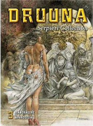 DRUUNA #03. MANDRAGORE APHRODISIA