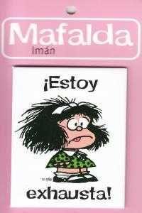 IMAN MAFALDA ESTOY EXHAUSTA