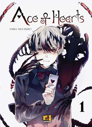 ACE OF HEARTS #01