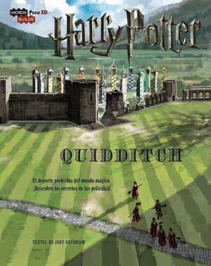 INCREDIBUILDS HARRY POTTER: QUIDDITCH