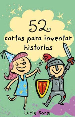 52 CARTAS PARA INVENTAR HISTORIAS