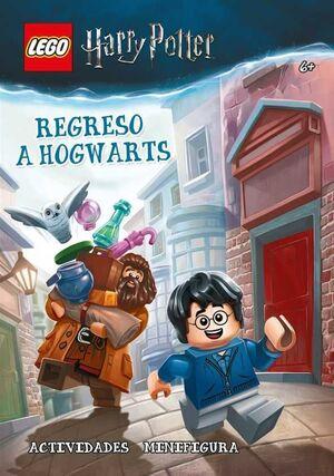 LEGO HARRY POTTER REGRESO A HOGWARTS