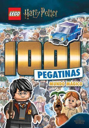 LEGO HARRY POTTER 1001 PEGATINAS. MUNDO MAGICO