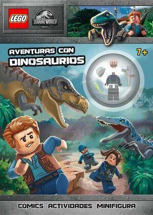 LEGO JURASSIC WORLD. AVENTURAS CON DINOSAURIOS