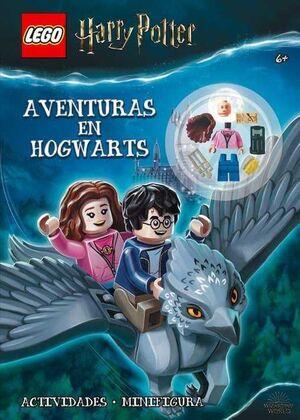 HARRY POTTER. LEGO: AVENTURAS EN HOGWARTS