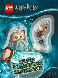 LEGO HARRY POTTER. DIARIO DE RECUERDOS DE HOGWARTS