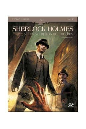 SHERLOCK HOLMES Y LOS VAMPIROS DE LONDRES (INTEGRAL)