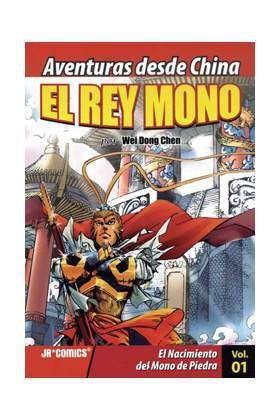EL REY MONO #01. EL NACIMIENTO DEL MONO DE PIEDRA