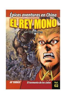 EL REY MONO #02. EL TORMENTO DE LOS CIELOS