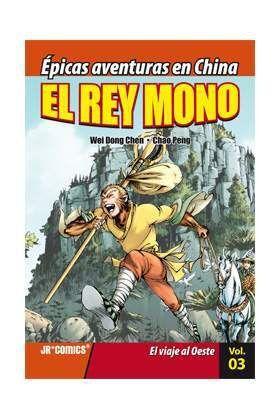 EL REY MONO #03. EL VIAJE AL OESTE