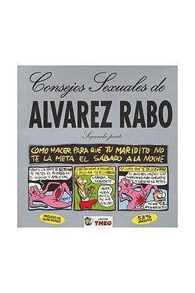 CONSEJOS SEXUALES DE ALVAREZ RABO #02
