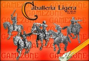 GAMEZONE: CAJA CABALLERIA LIGERA DEL IMPERIO