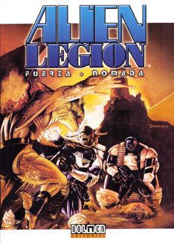 ALIEN LEGION #01