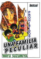UNA FAMILIA PECULIAR #01