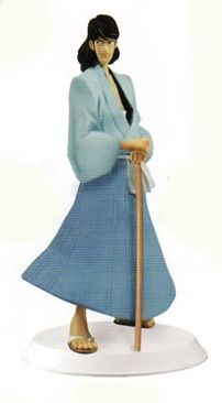 LUPIN THE THIRD STYLISH FIG 26CM DX - MODELO D