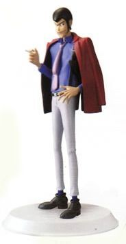 LUPIN THE THIRD STYLISH FIG 26CM DX - MODELO A