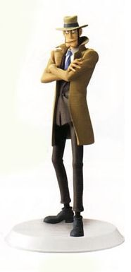 LUPIN THE THIRD STYLISH FIG 26CM DX - MODELO E