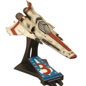 BATTLESTAR GALACTICA ESTATUA MARK II VIPER