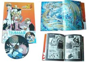 TSUBASA RESERVOIR CHRONICLES ARTBOOK TOKYO REVELATIONS