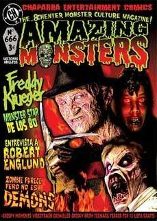 AMAZING MONSTERS 666