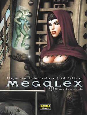 MEGALEX #02. EL ANGEL CORCOVADO