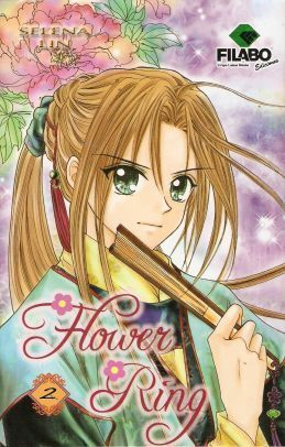 FLOWER RING #02