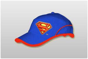 GORRA SUPERMAN LOGO PERFILES