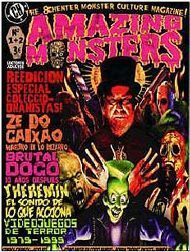 AMAZING MONSTERS 1-2 ESPECIAL COLECCIONISTAS