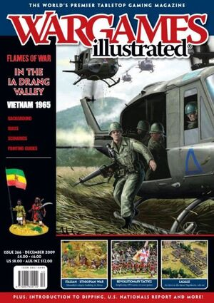 WARGAMES ILLUSTRATED #266 DIC2009