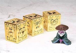 CABALLEROS DEL ZODIACO PANDORA BOX APPENDIX SERIE 1