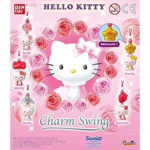 HELLO KITTY COLGANTE MOVIL CHARM SWING (5 MODELOS)