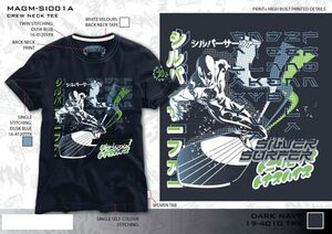SILVER SURFER CAMISETA JAPAN M