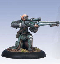 WARMACHINE: RETRIBUTION GHOST SNIPER