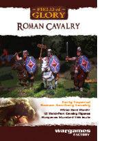 FIELD OF GLORY: CABALLERIA ROMANA AUXILIAR BOX SET