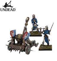 KINGS OF WAR: UNDEAD BALEFIRE CATAPULT