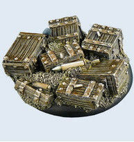 TRENCH BASES W ROUND 50 MM (1) #1