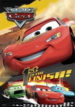 POSTER 3D CARS
