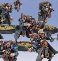 WARMACHINE: CYGNAR TRENCHER COMMANDOS