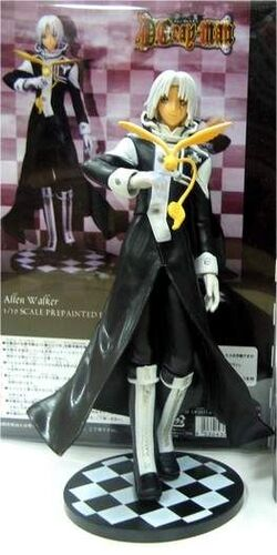 D.GRAY MAN FIG 20CM - ALLEN WALKER