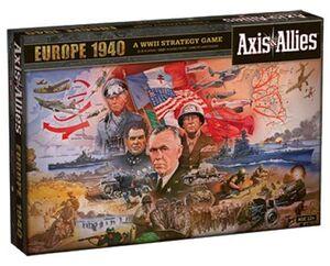 AXIS & ALLIES TABLERO: EUROPE 1940