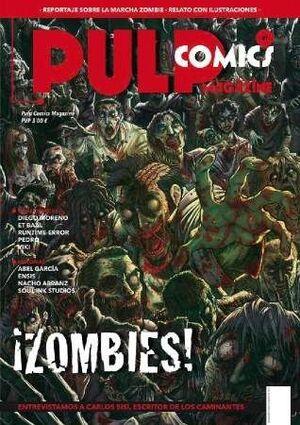 PULP COMICS MAGAZINE #01