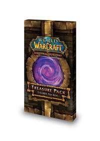 WORLD OF WARCRAFT JCC - DUNGEON TREASURE PACKS