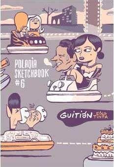 POLAQIA SKETCHBOOK 06. ALBERTO GUTIÁN
