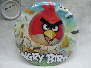 ANGRY BIRDS CHAPA 6CM