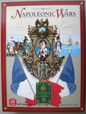NAPOLEONIC WARS 2ND EDITION