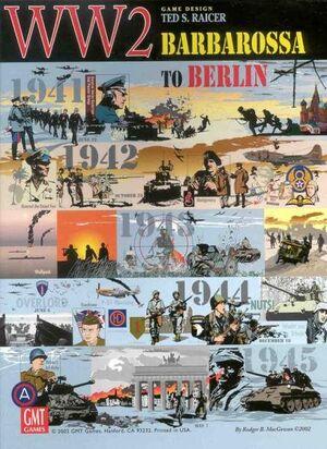 BARBAROSSA TO BERLIN